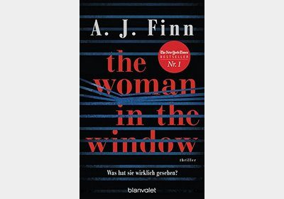 A.J. Finn - Woman in the Window