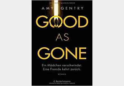 Amy Gentry – Good as Gone