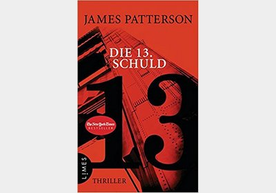 James Patterson – Die 13. Schuld