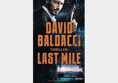 David Baldacci – Last Mile