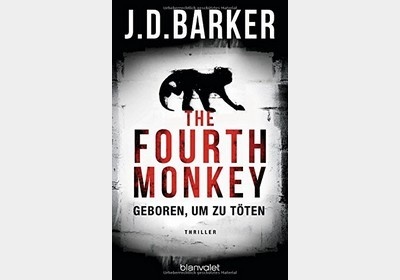 J.D. Barker – The Fourth Monkey